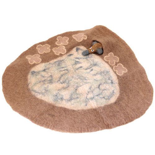 Papoose Platypus Mat with Platypus