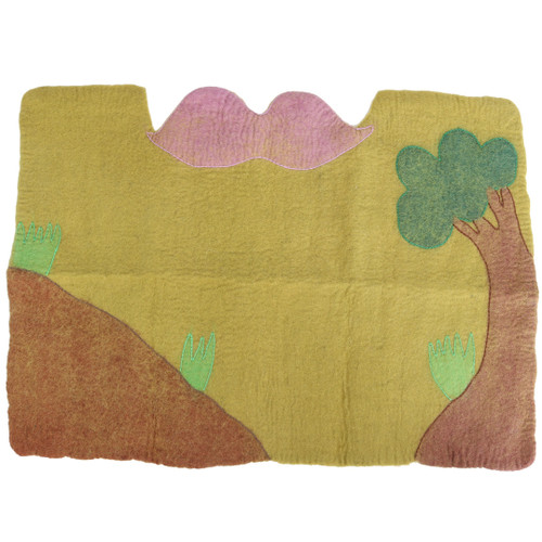 Papoose Africa Play Mat