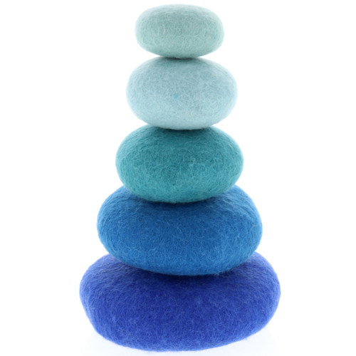Papoose Stacking Set Blue