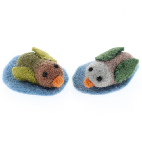 Papoose Ducks 2pc