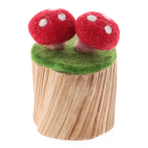 Papoose Toadstool Trunk