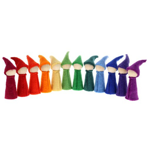 Papoose Goethe Gnomes 12pc