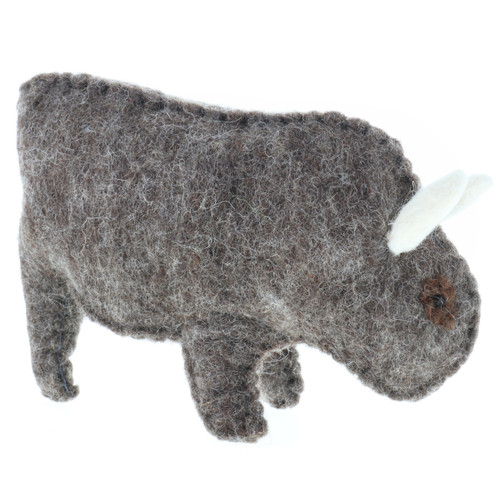 Papoose Bison