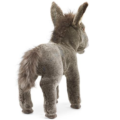 Folkmanis Baby Donkey Puppet