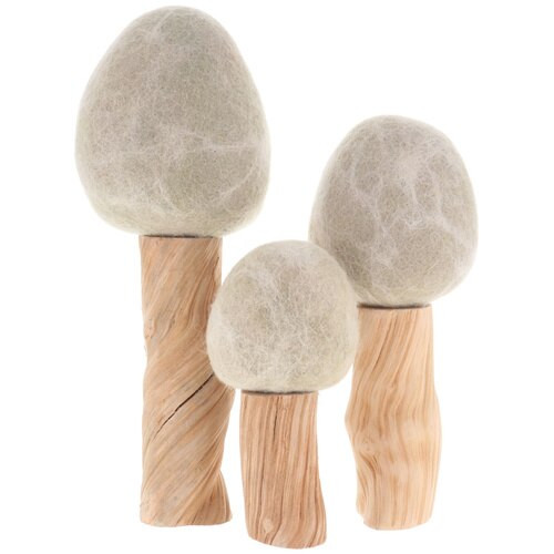 Papoose Trees Winter Set 3pc