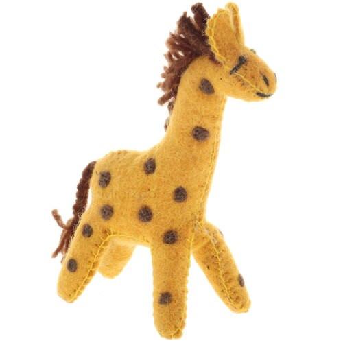 Papoose Giraffe Baby