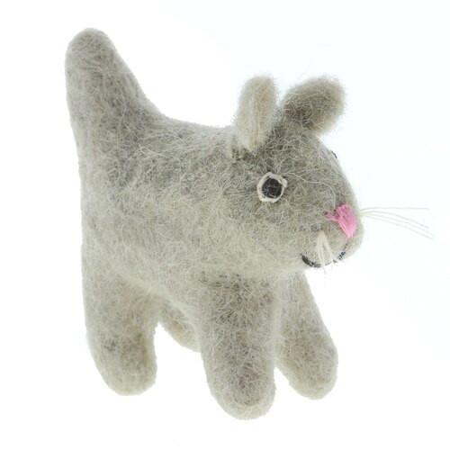 Papoose Cat Grey