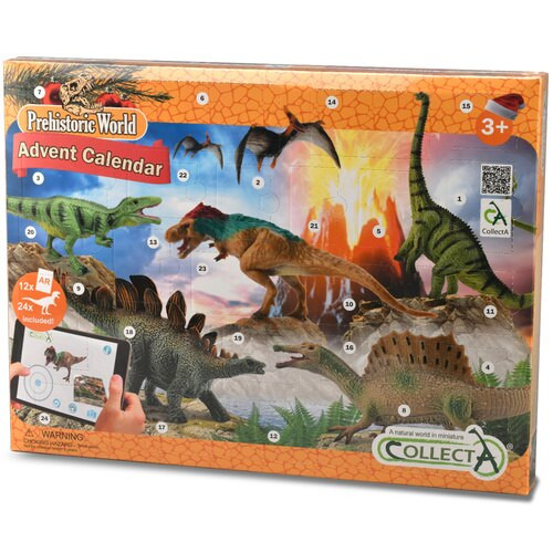 CollectA Advent Calendar Prehistoric