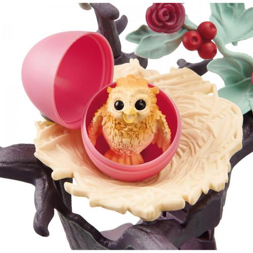 Schleich Hatching Baby Owls owl in egg