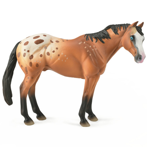 CollectA Appaloosa Stallion Light Brown