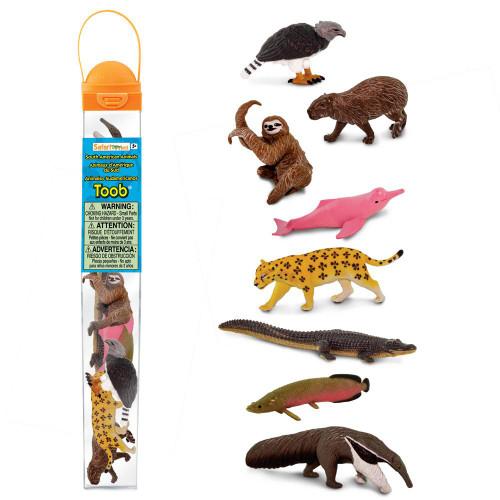 Safari Ltd South American Animals Toob