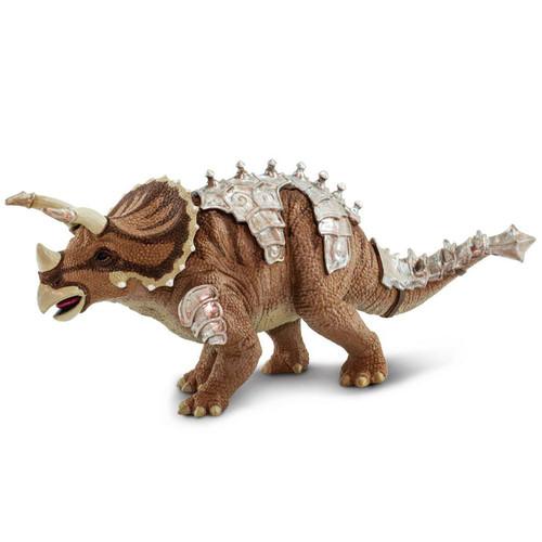 Safari Armoured Triceratops