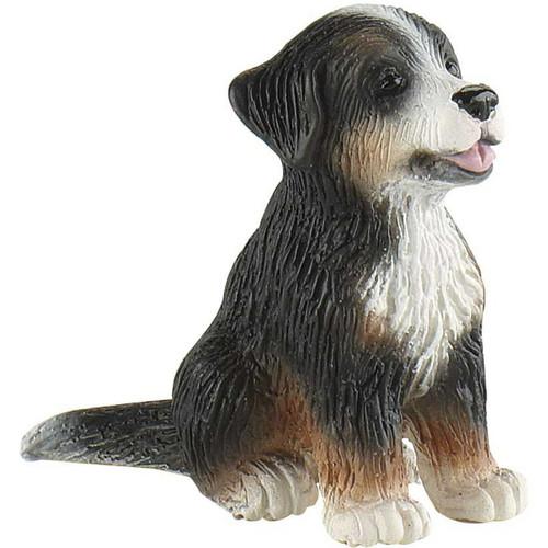 Bullyland Bernese Mountain Puppy Joy