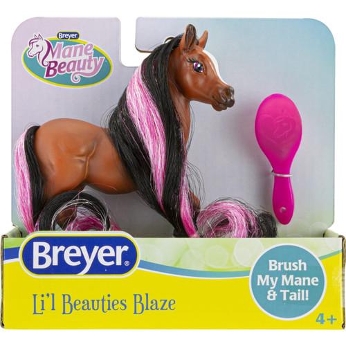 Breyer Mane Beauty Li'l Beauties Blaze