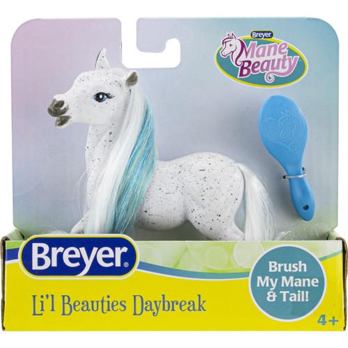 Breyer Mane Beauty Li'l Beauties Daybreak packaging
