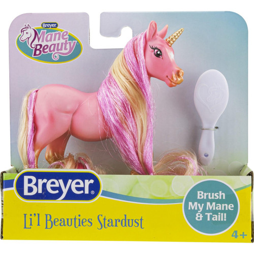 Breyer Mane Beauty Li'l Beauties Stardust packaging