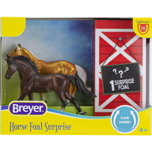 Breyer Stablemates Horse Foal Surprise Family 13