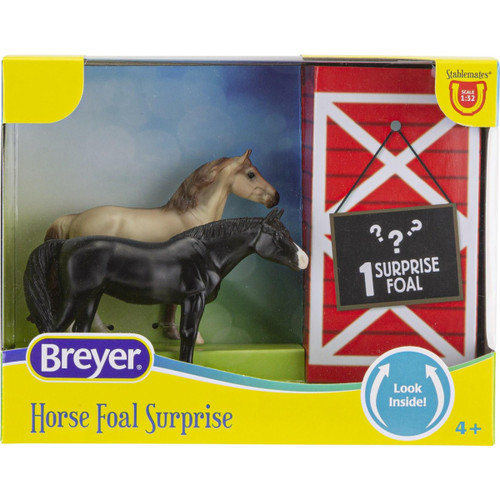 Breyer Stablemates Horse Foal Surprise Family 14