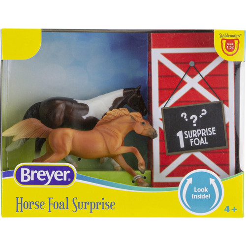 Breyer Stablemates Horse Foal Surprise Family 15