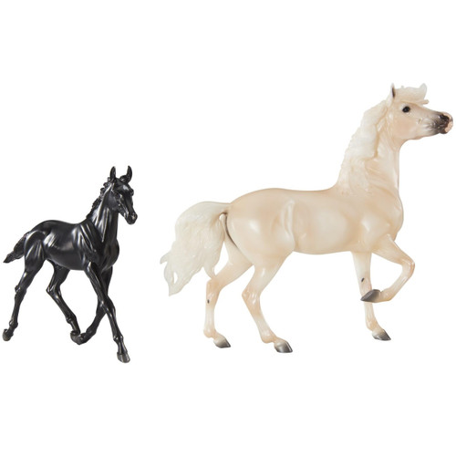 Breyer Traditional Cloud's Encore & Tor Gift Set
