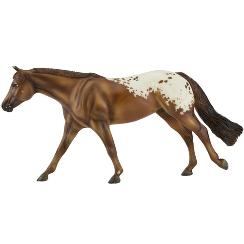 Breyer Traditional Chocolatey - Champion Appaloosa