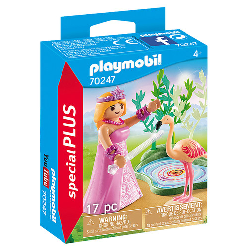Playmobil Princess At The Pond packaging