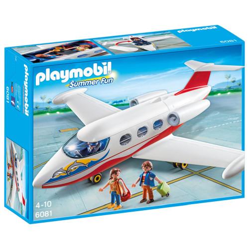 Playmobil Summer Jet box