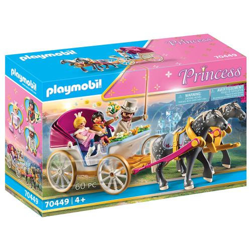 Playmobil Horse Drawn Carriage box