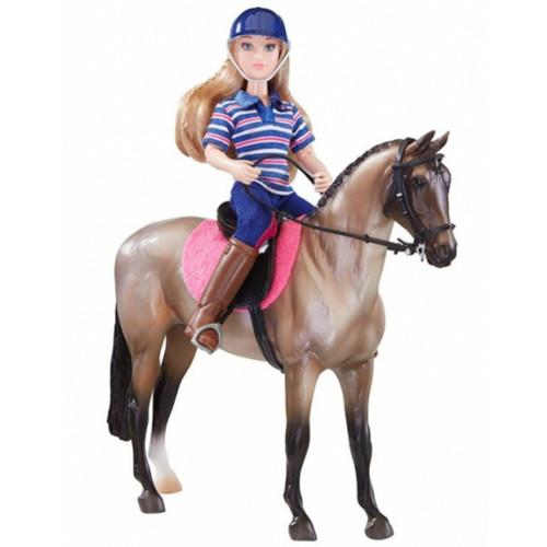 Breyer Classic English Horse and Rider