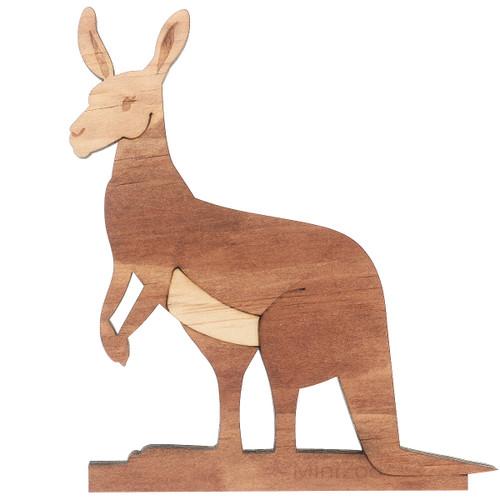 Let Them Play Storyscene Australian Kangaroo