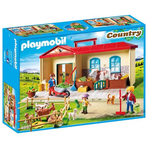 Playmobil Take Along Farm