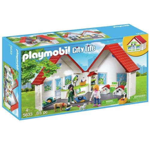 Playmobil Take Along Pet Shop box