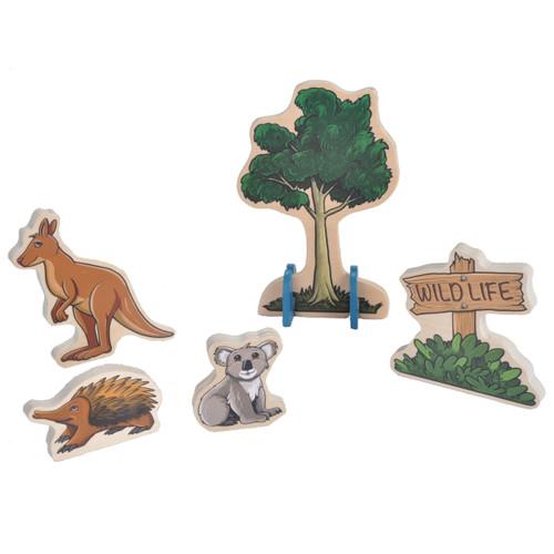 Woodkins Australian Adventure products