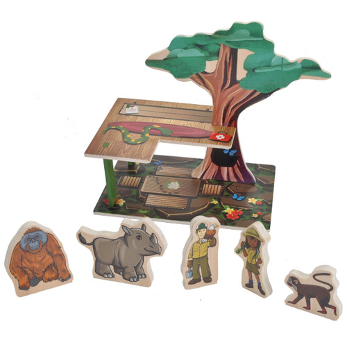 Woodkins Zookeeper products