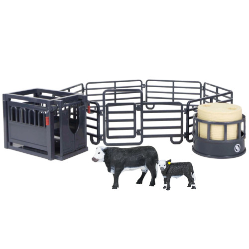 Big Country Toys Small Ranch Set