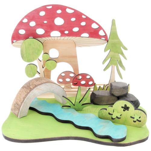 Let Them Play Mega Mushroom Set