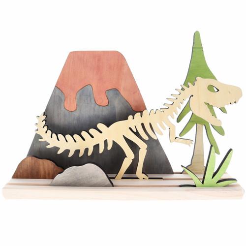 Let Them Play Storyscene Dino Set