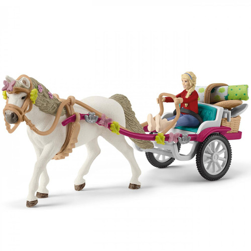 Schleich Carriage For Horse Show