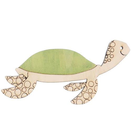 Let Them Play Storyscene Ocean Turtle
