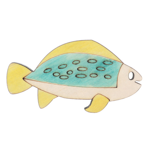 Let Them Play Storyscene Ocean Fish