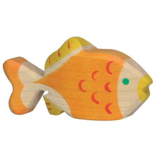 Goldfish Holztiger