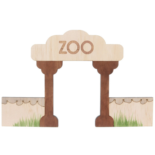 Let Them Play Storyscene Zoo Entrance