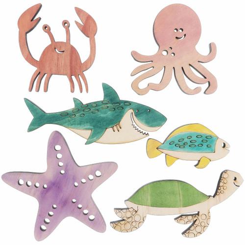 Let Them Play Storyscene Ocean Animals Set