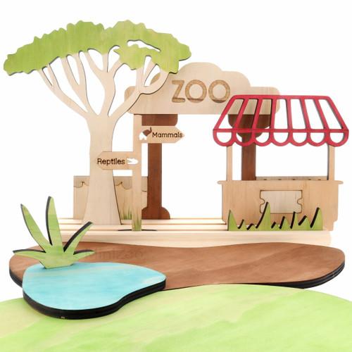 Let Them Play Storyscene Zoo Set