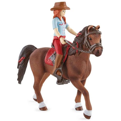 Schleich Horse Club Hannah & Cayenne 2021