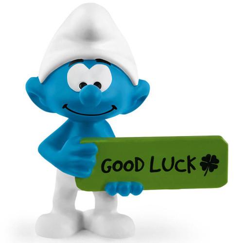 Schleich Good Luck Smurf