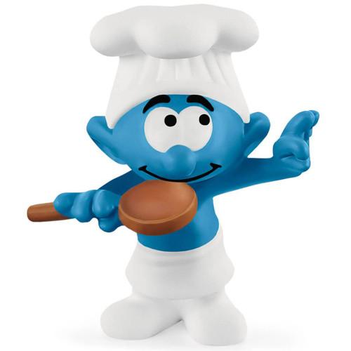 Schleich Chef Smurf