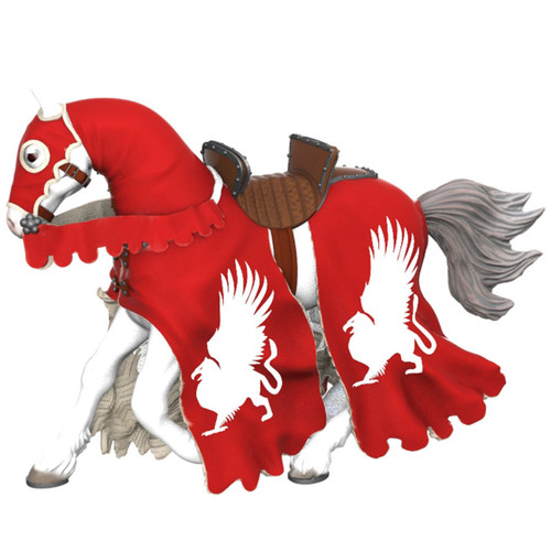 Papo Knight Griffin Horse