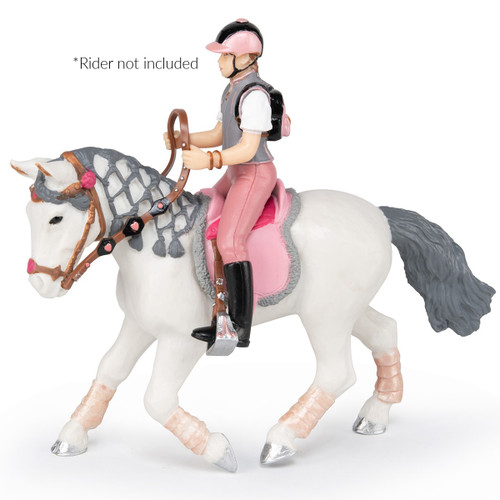 Papo Walking Pony new 2021 colour. Rider sold separately.