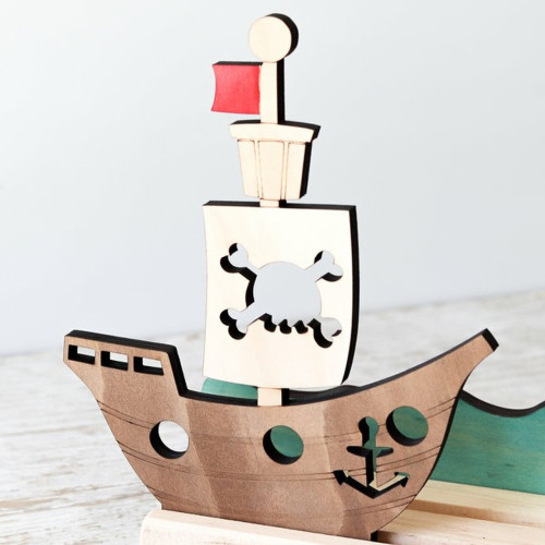 Let Them Play Storyscene Pirate Ship